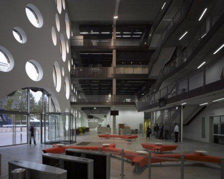 Современный дизайн колледж в Лондоне