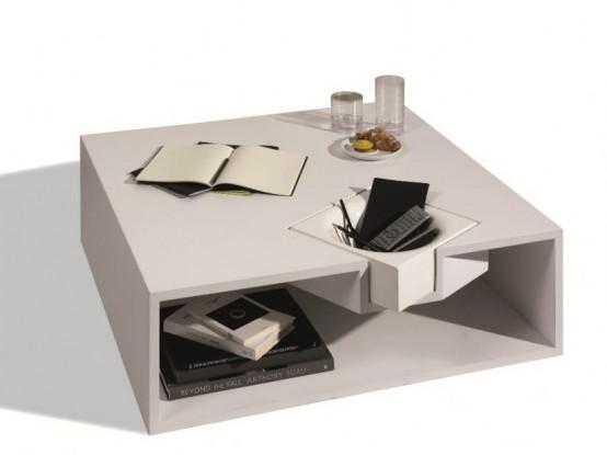 Современный журнальный столик
