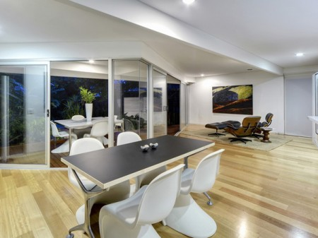 Стеклянная резиденция в Австралии