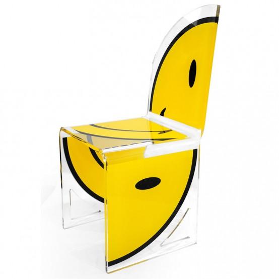 Веселая акриловая мебель