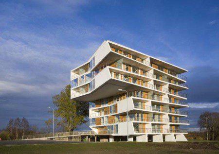 Архитектурный гибрид в Эстонии