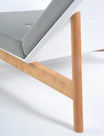 Элегантное и многофункциональное кресло-шезлонг