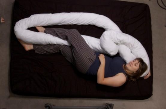 Гибкая подушка - ваша компания для сна