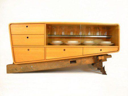 Нетрадиционная мебель: Coban Buffet
