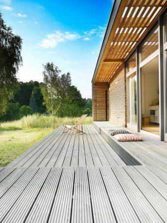 Простой и универсальный летний домик