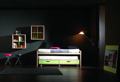 Несколько современных образцов спален для подростка