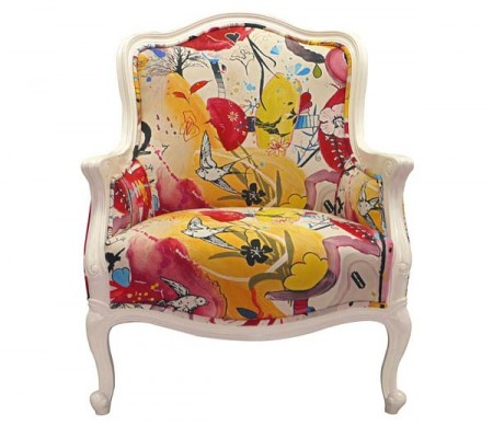 Невероятные кресла от Click for Art