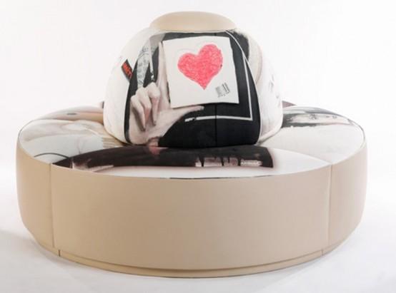 Прохладная мебель для дома и офиса