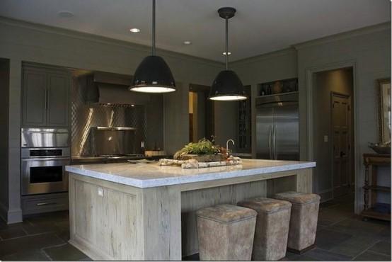 50 великолепных идей дизайна кухни