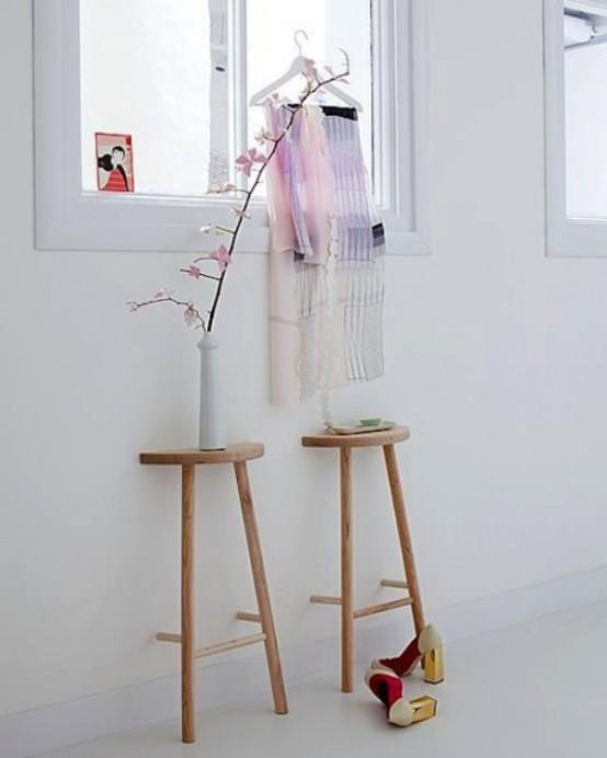 Дизайн интерьера комнаты с женскими элементами