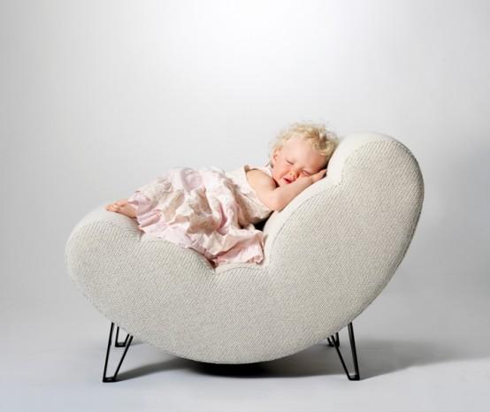 Современное кресло кровать