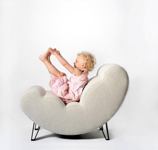 Интересное современное кресло