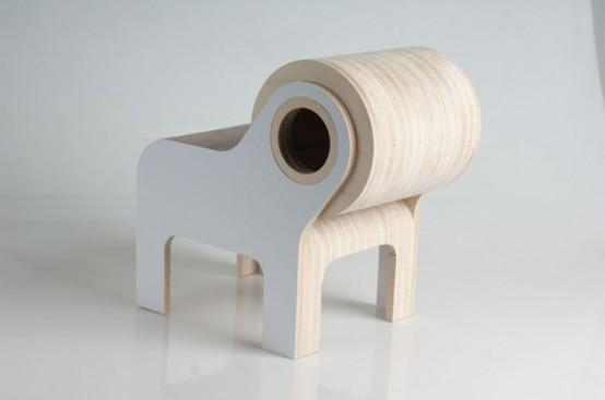 Смешное кресло для вашего малыша