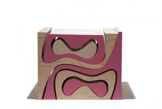 Эргономичная мебель от Карима Рашида