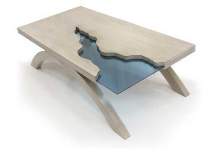 Интригующий стол от Amit Apel Design