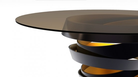 Шикарный обеденный стол