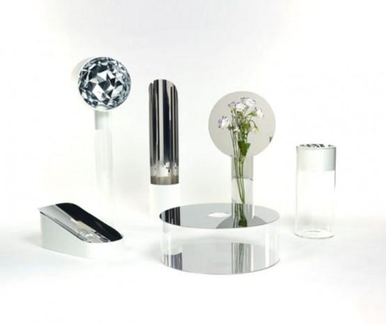 Современная коллекция красивых ваз