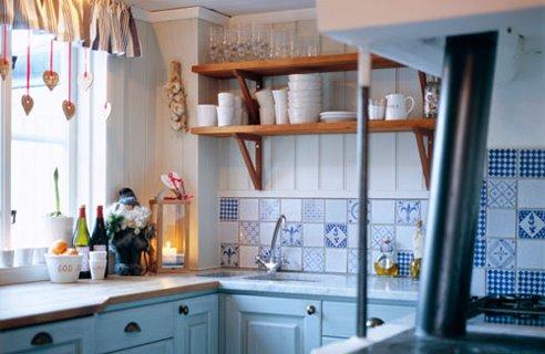 13 идей небольшой кухни 8