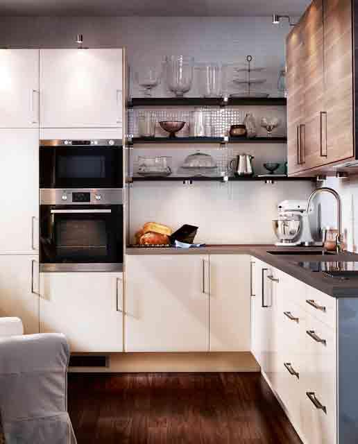 13 идей небольшой кухни 9