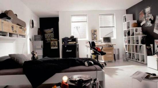 комната для парня 20 лет