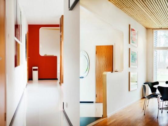 Дом в ретро стиле фото