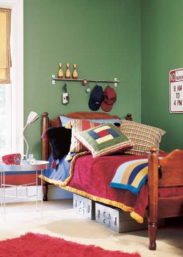 дизайн небольшой комнаты для молодого человека