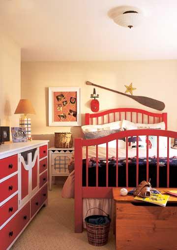 спальня для парня фото