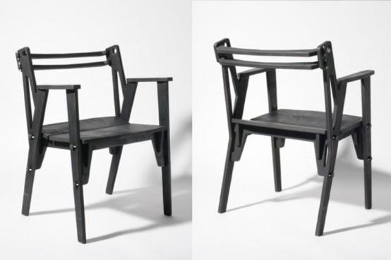 Мебель без гвоздей фото
