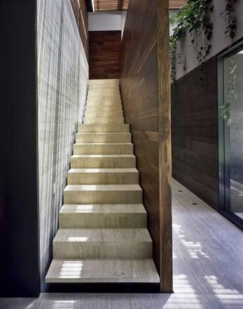 Дом из стекла и бетона в Мексике 4