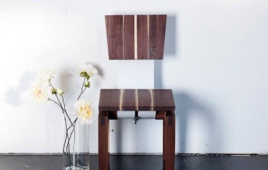 гибкий стул