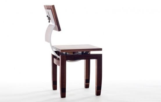 гибкий стул фото