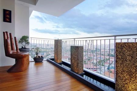 Квартира в Сингапуре: отображени жизни владельцев фото 9