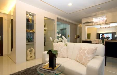 Квартира в Сингапуре: отображени жизни владельцев фото 4