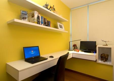 Квартира в Сингапуре: отображени жизни владельцев фото 6