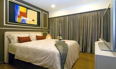Квартира в Сингапуре: отображени жизни владельцев фото 7