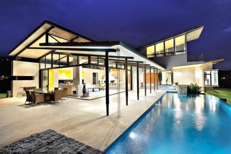 Модный дом в Коста-Рике: Areopagus Residence 1