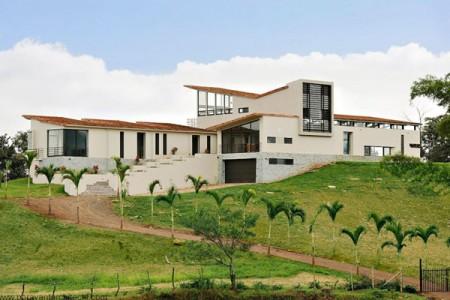 Модный дом в Коста-Рике: Areopagus Residence 2
