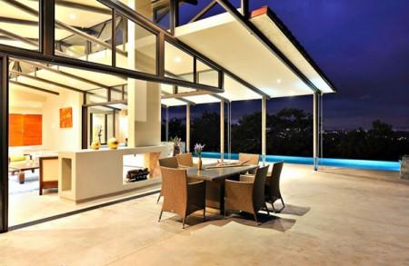 Модный дом в Коста-Рике: Areopagus Residence 5