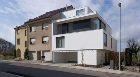 Объединенная Архитектура в Люксембурге 1