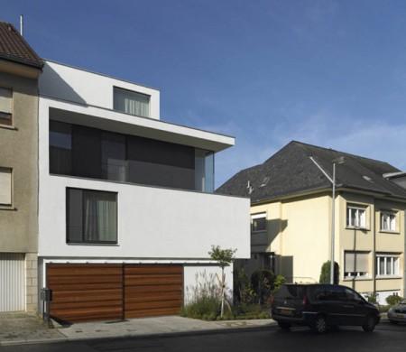 Объединенная Архитектура в Люксембурге 2
