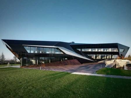 Офисное здание в Кунео, Пьемонт 4