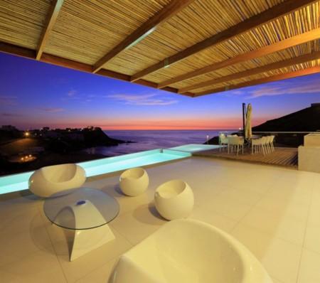 Пляжный домик в Перу 10