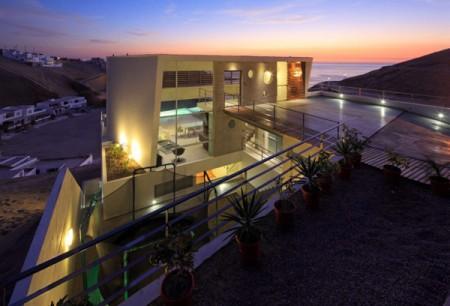 Пляжный домик в Перу 12