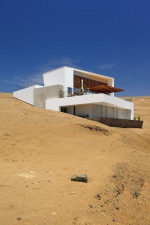 Пляжный домик в Перу 2