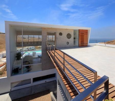 Пляжный домик в Перу 3