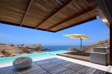 Пляжный домик в Перу 6