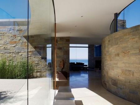 Резиденция с видом на океан в Калифорнии 5