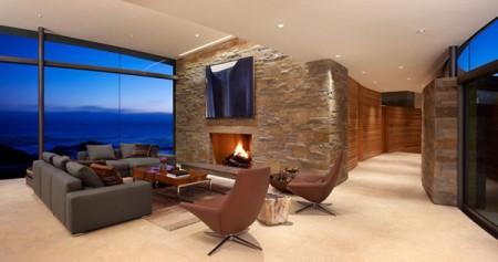 Резиденция с видом на океан в Калифорнии 6