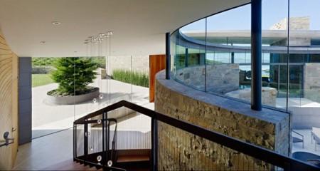 Резиденция с видом на океан в Калифорнии 7