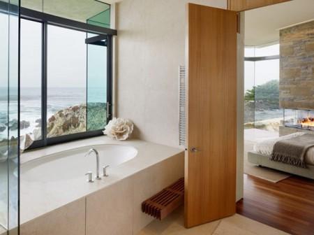 Резиденция с видом на океан в Калифорнии 9